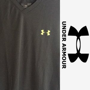 Under Armour Long Sleeve Cold gear Shirt Striped